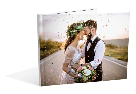 Build your own wedding book