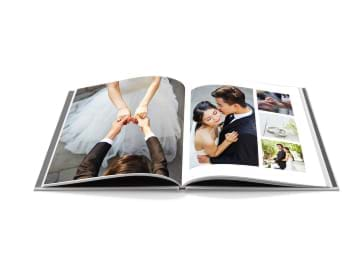 Extra-large square hardcover
